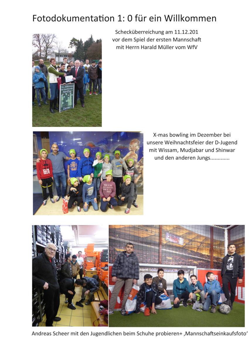 Kooperation mit den Sportfreunden Stuttgart